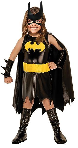 DC Super Heroes Childu0027s Batgirl Costume Toddler  sc 1 st  Amazon.com & Amazon.com: DC Super Heroes Childu0027s Batgirl Costume Toddler: Toys ...
