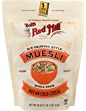 Bob's Red Mill Old Country Style Muesli Cereal, 18 Ounce (Package May Vary)