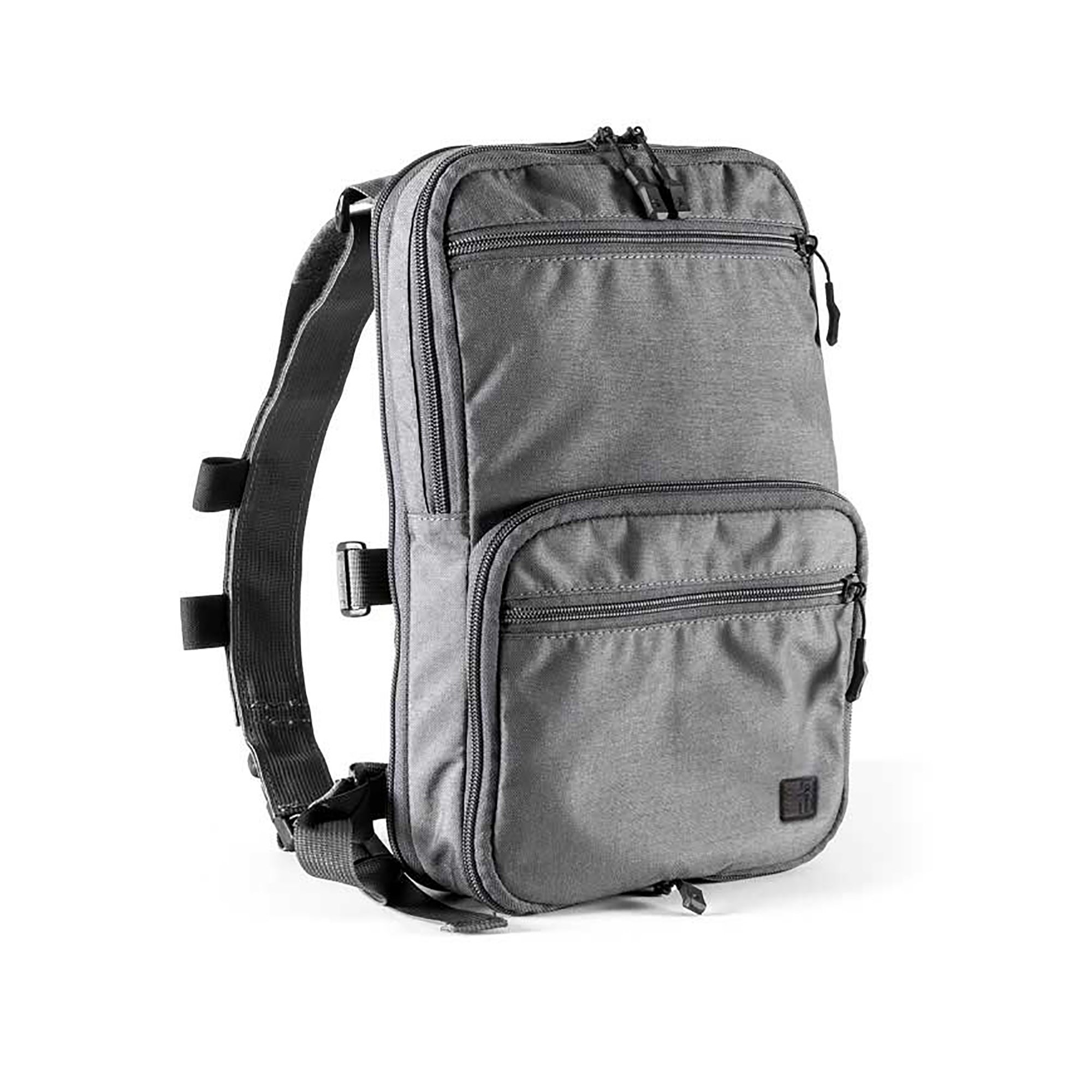 Haley Strategic Partners Flatpack with Straps, Grey