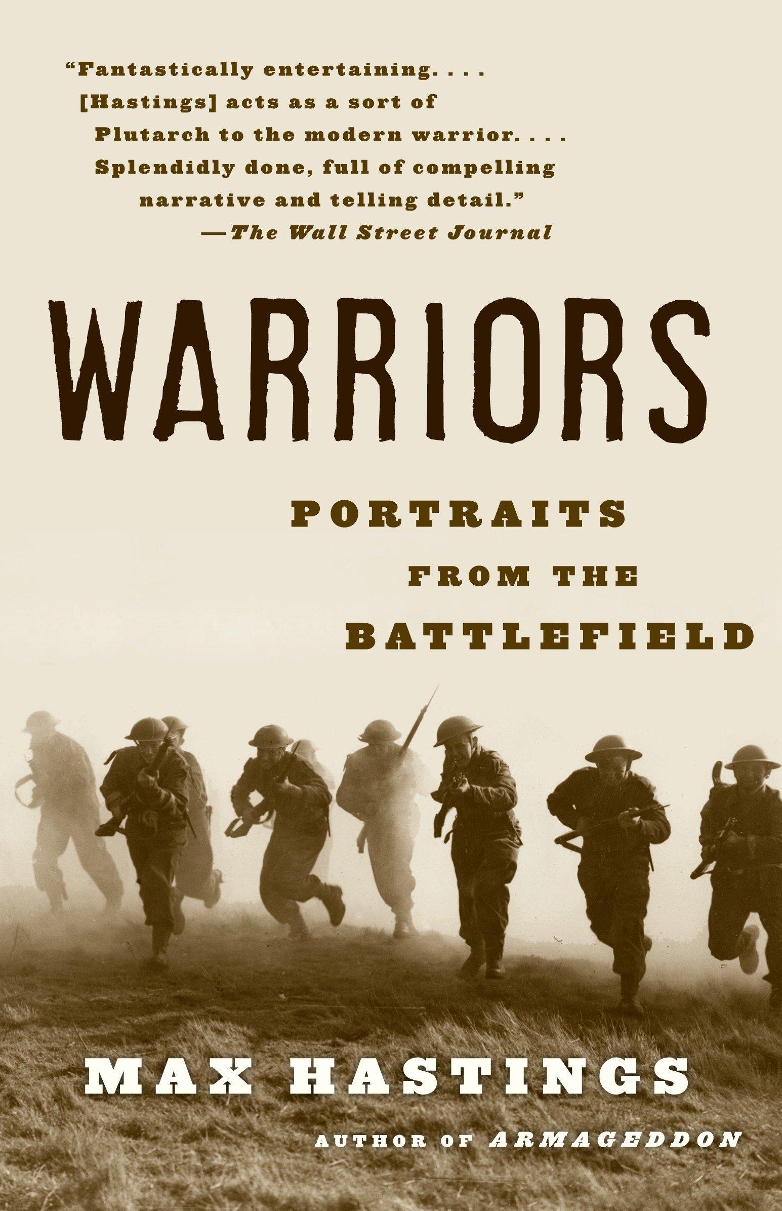 Read Online Warriors: Portraits from the Battlefield ebook