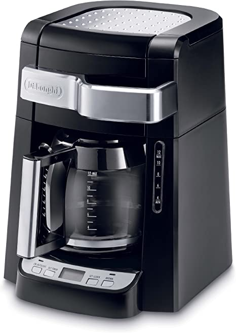 DeLonghi DCF2212T 12-Cup Glass