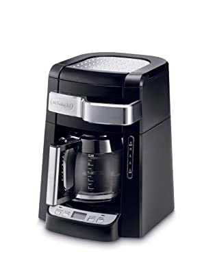 DeLonghi DCF2212T 12-Cup Glass Carafe Drip Coffee Maker