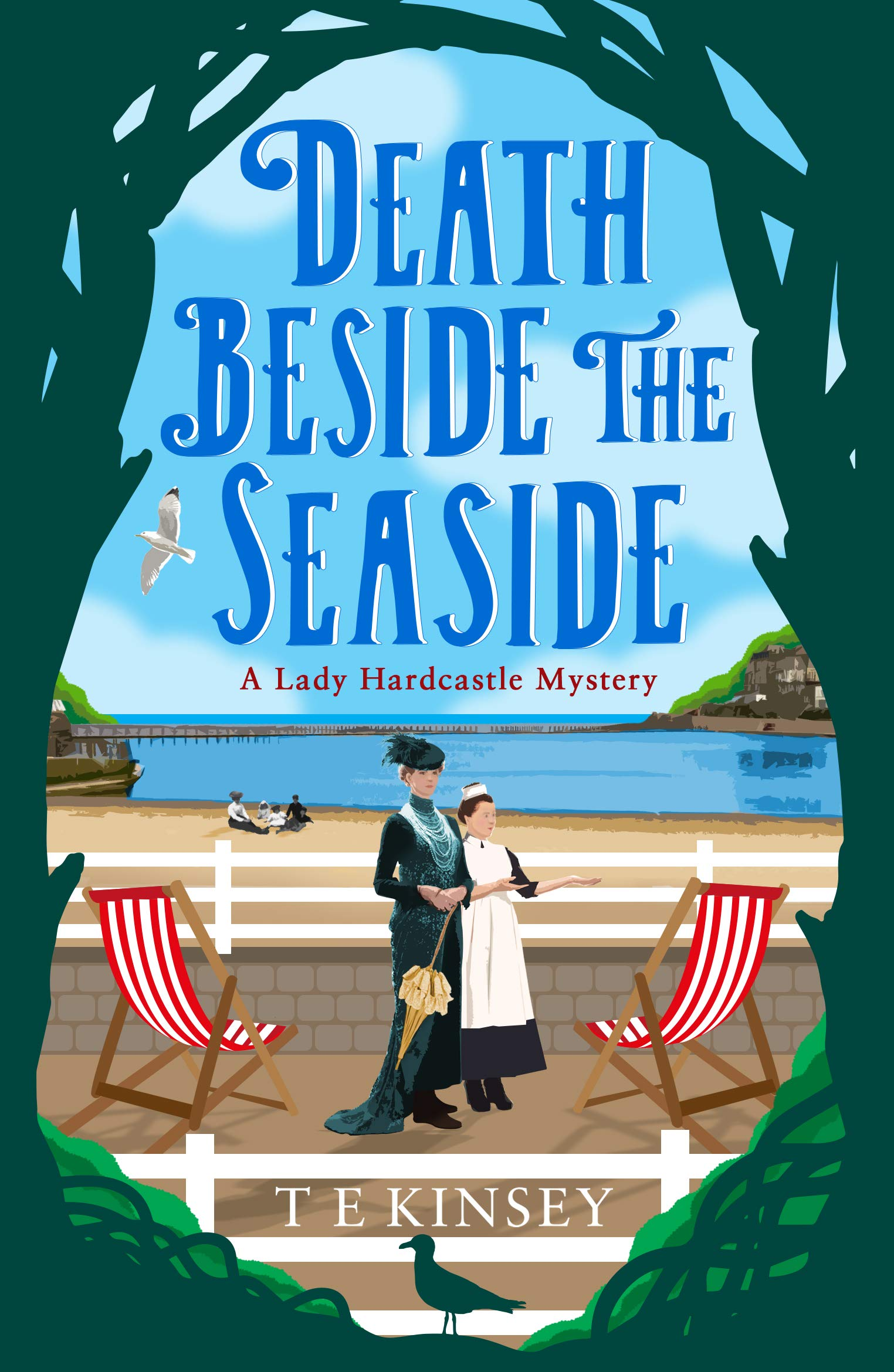 Death Beside The Seaside  A Lady Hardcastle Mystery Book 6   English Edition