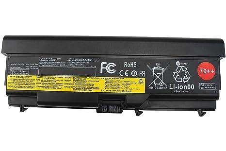 Amazon com: FLYTEN 94Wh battery for Lenovo Thinkpad L412