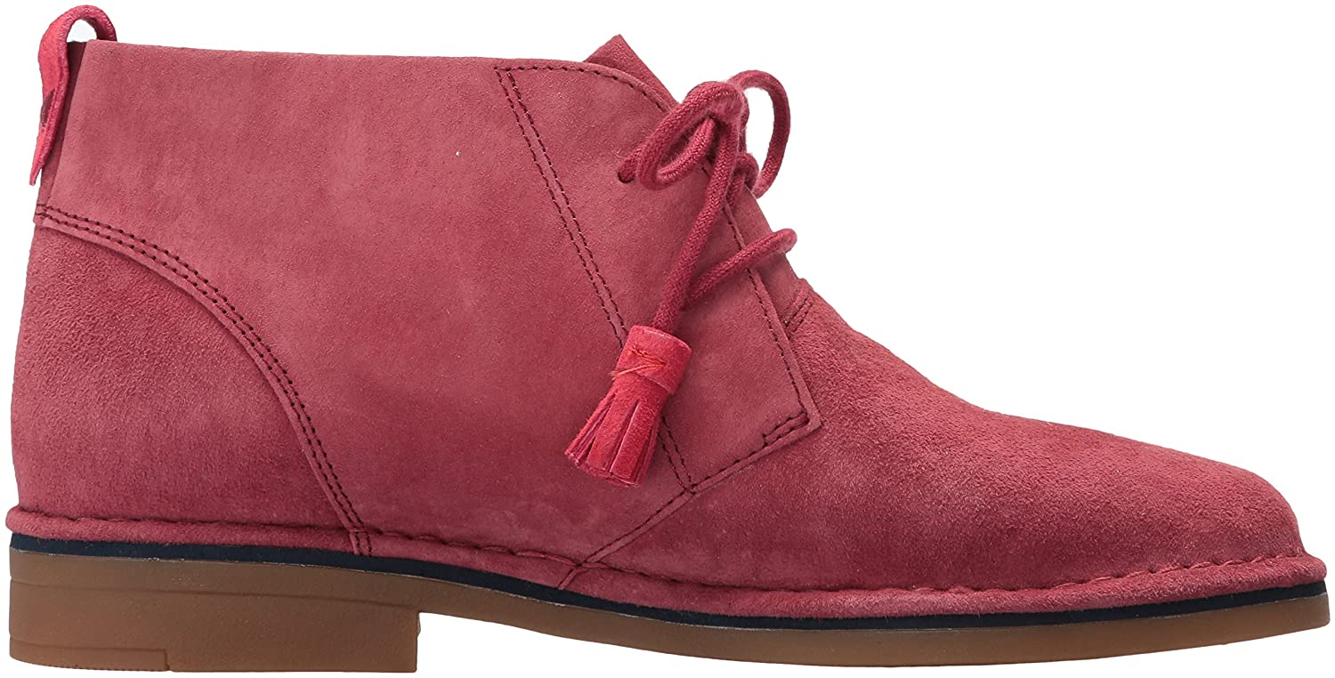 Hush Puppies Women's 6 Cyra Catelyn Boot B010TKTQVY 6 Women's B(M) US|Dark Red Suede 941eb0