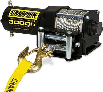 Amazon Com Champion Fullfillment Cmf13005 Champion Power Winch