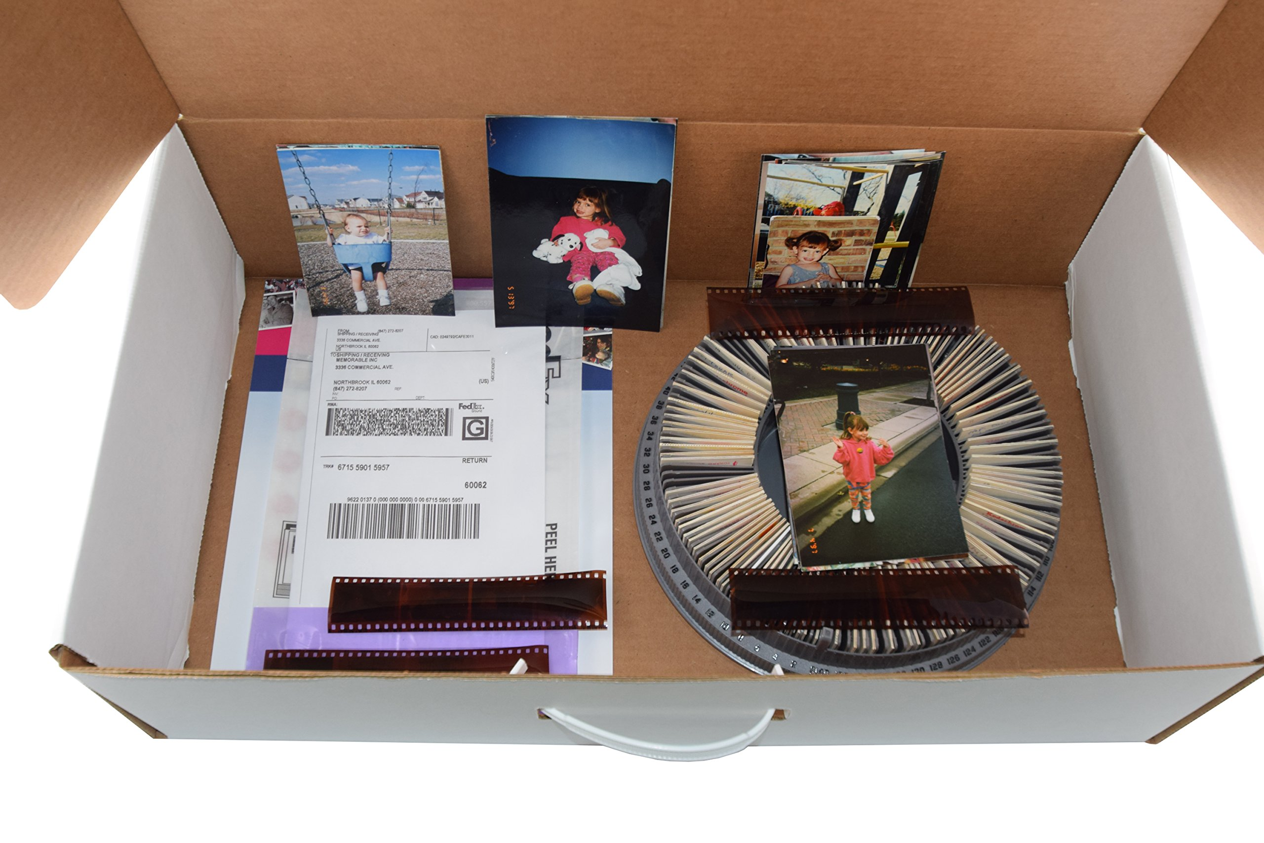 Memorable Image Scanning Service to Prime Photos (5000 Photos) by Memorable (Image #2)