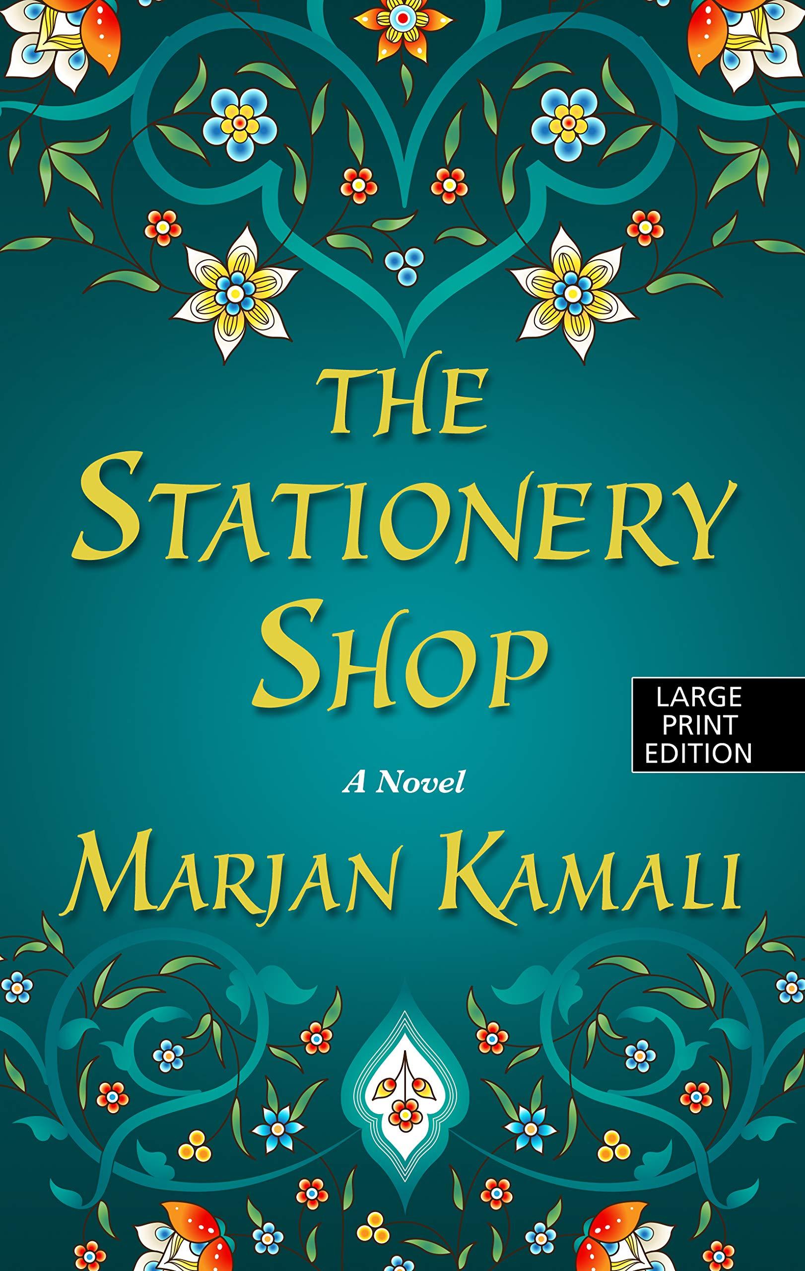 Amazon.com: The Stationery Shop (Thorndike Press Large Print Core)  (9781432867959): Kamali, Marjan: Books