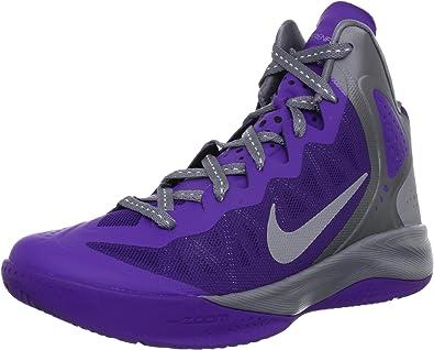 Amazon.com | Nike Zoom Hyperenforcer PE Purple Silver 2012 ...