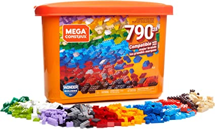 Mega Construx Endless Building Brick Blocks Set of 2 Boxes Toy Deal
