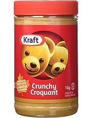 Kraft Peanut Butter, Crunchy, 1kg