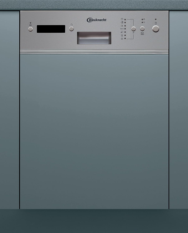 Bauknecht GCIK 70102 en teilintegrierbarer Lavavajillas/montaje/A ...