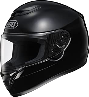 Shoei Qwest Full-Face Helmet - Black - Large