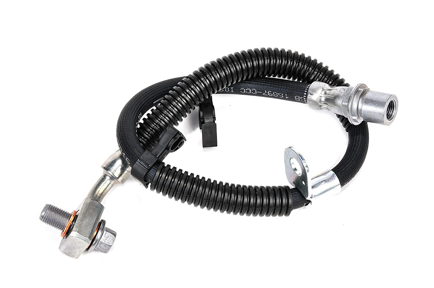 ACDelco 176-2050 GM Original Equipment Front Passenger Side Brake Hose Assembly
