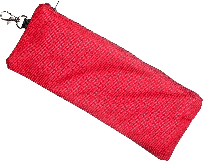 Estuche de cremallera de Glucology™ para Refrigeración de Insulina (Rojo) | No se Necesita Bolsa de Hielo ni Baterías |Tecnología innovadora | Perfecto para Viajar | Estuche para 4 Plumas (Rojo): Amazon.es: