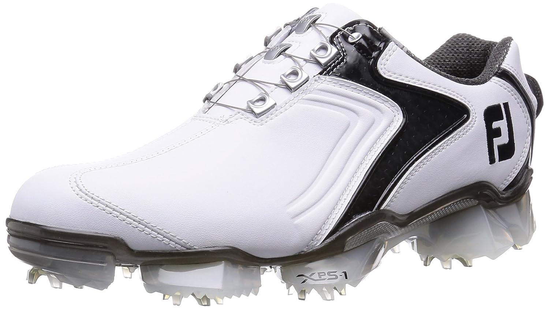 [フットジョイ] FootJoy ゴルフシューズ XPS-1Boa B013ONXOW0 26.5 cm Extra Wide ホワイト/ブラック