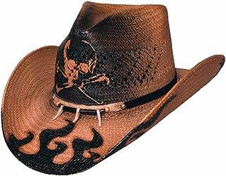 Montecarlo Bullhide Hats - DANGEROUS - Western Toyo Straw Cowboy Hat  (XLarge) b10aa964dd78