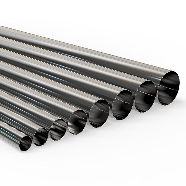 150 cm Universal Auspuffrohr /Ø 65 mm Abgasrohr Rohr Abgasanlage Pkw Lkw