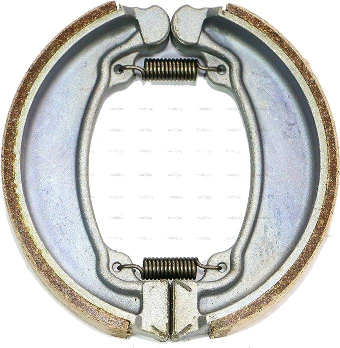 Pastillas de Freno para Honda ATC 90 (73-78) 110 (79-85) CD 175 (71-78) FL 250 Odyssey (77-84) TRX 200 Four Trax (84) SX (86-97)