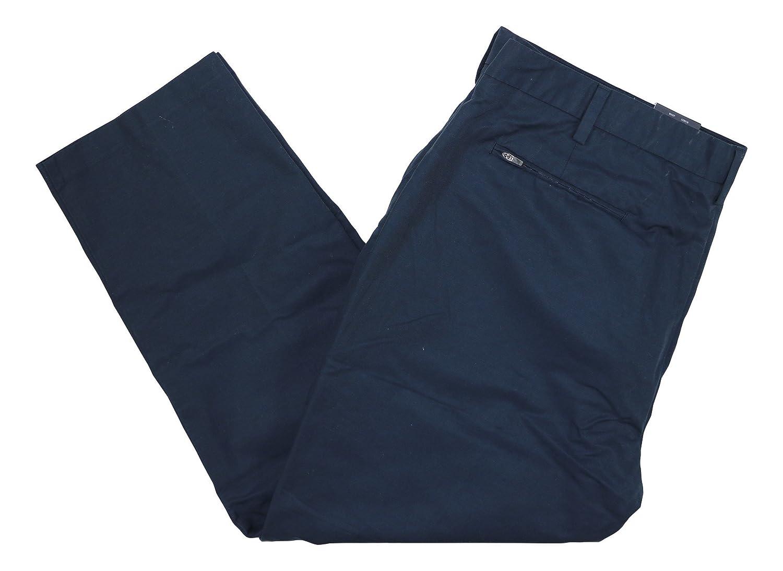 TALLA 36W / 30L. Nautica Sea Tech Chino Slim Fit, Pantalones para Hombre
