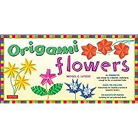 Origami Flowers Folded Kit