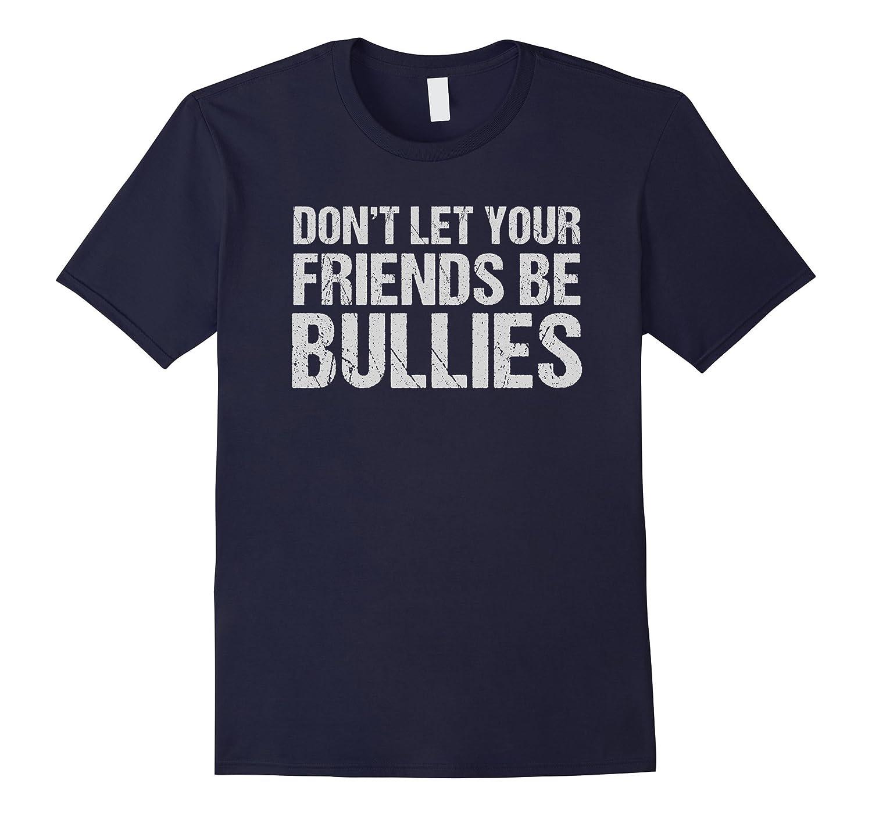 Anti Bullying T-shirt-BN