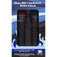 iMP Tech Universal Duets Twin USB Microphone Pack (PS4/Xbox One/Xbox 360/PS3/PC DVD)