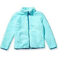 Amazon Essentials Full-Zip High-Pile Polar Fleece Jacket Niñas