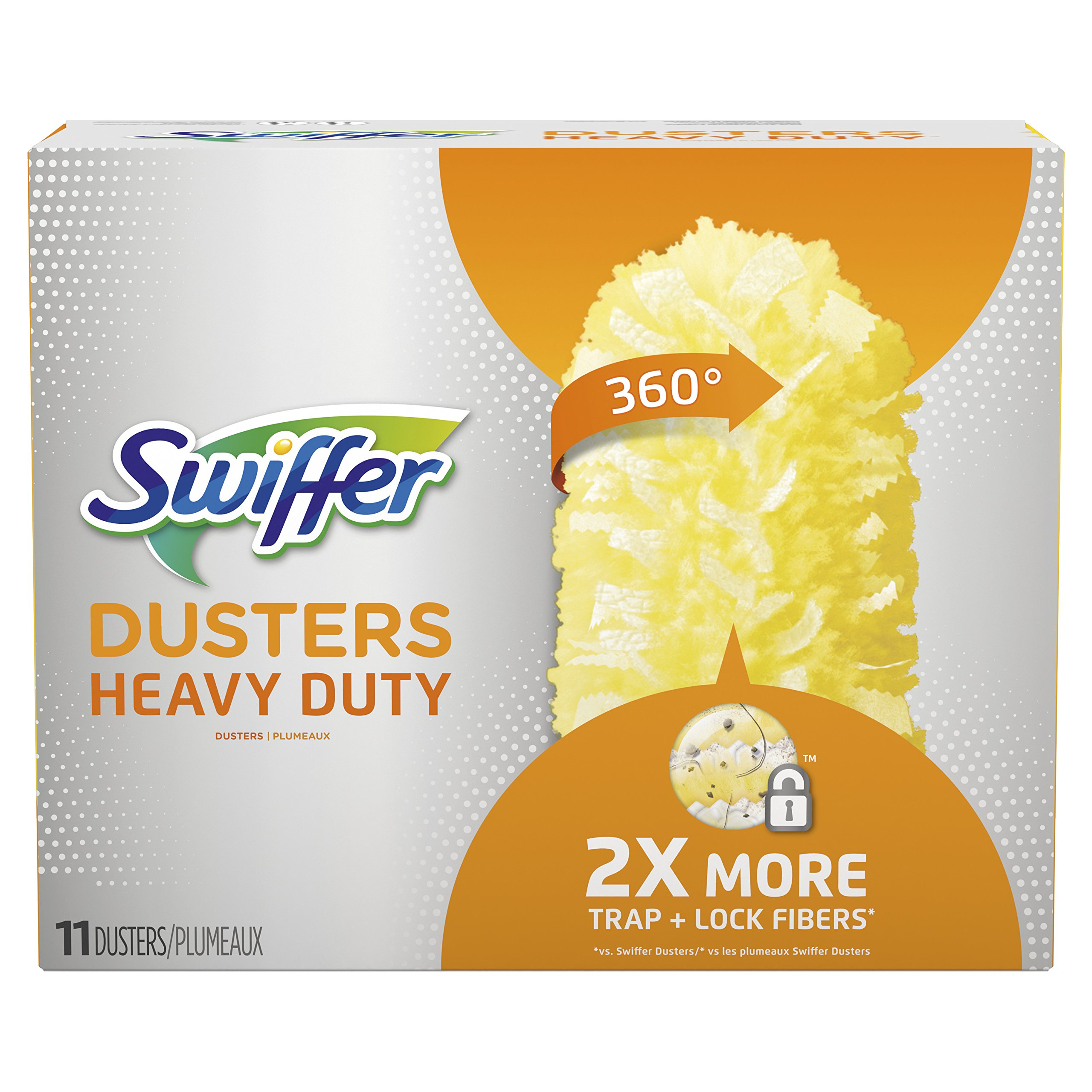 Swiffer 360 Dusters, Heavy Duty Refills, 11 Count by Swiffer