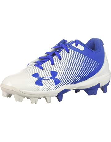fd66ec1a88515 Under Armour Boys Leadoff Low Jr. RM Baseball Shoe