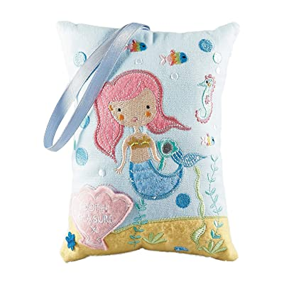 Floss & Rock Tooth Fairy Pillow - Mermaid: Toys & Games