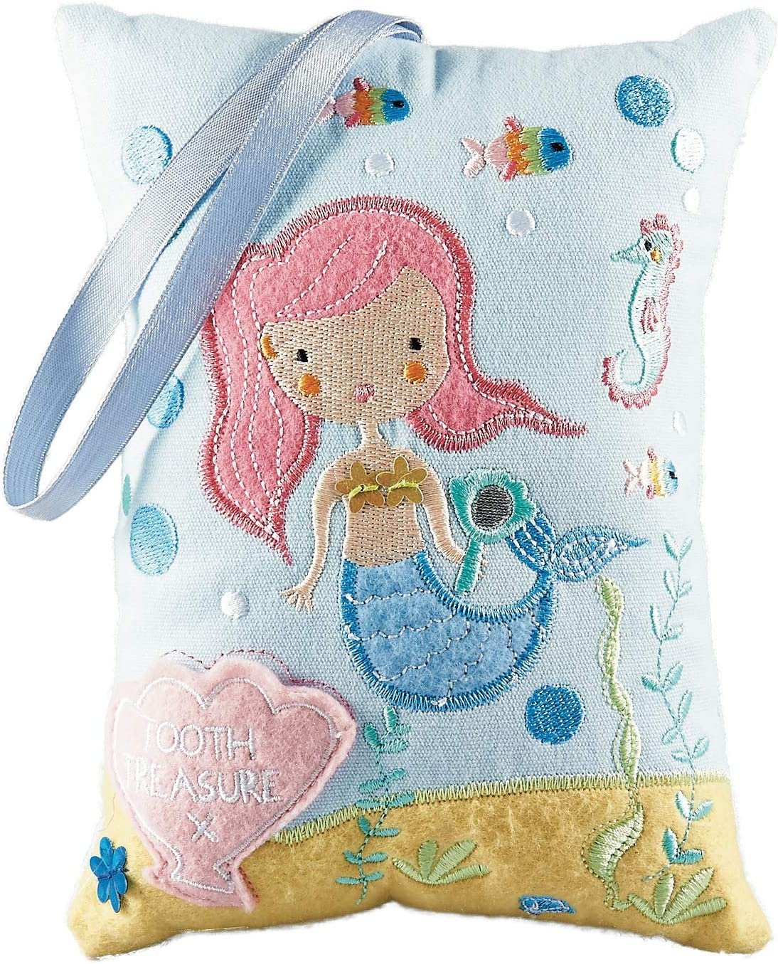 Mermaid Pocket Pillow