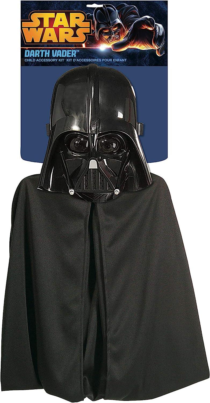 Rubies 1198 - Máscara de Darth Vader y cabo, oficial de Disney ...