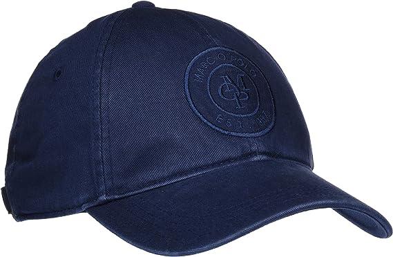 Marc OPolo 21810001150 Gorra de béisbol, Azul (Black Iris 887 ...