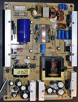 Kit de reparación, Viewsonic n3252 W e116921, LCD TV, condensadores, no toda la junta: Amazon.es: Electrónica