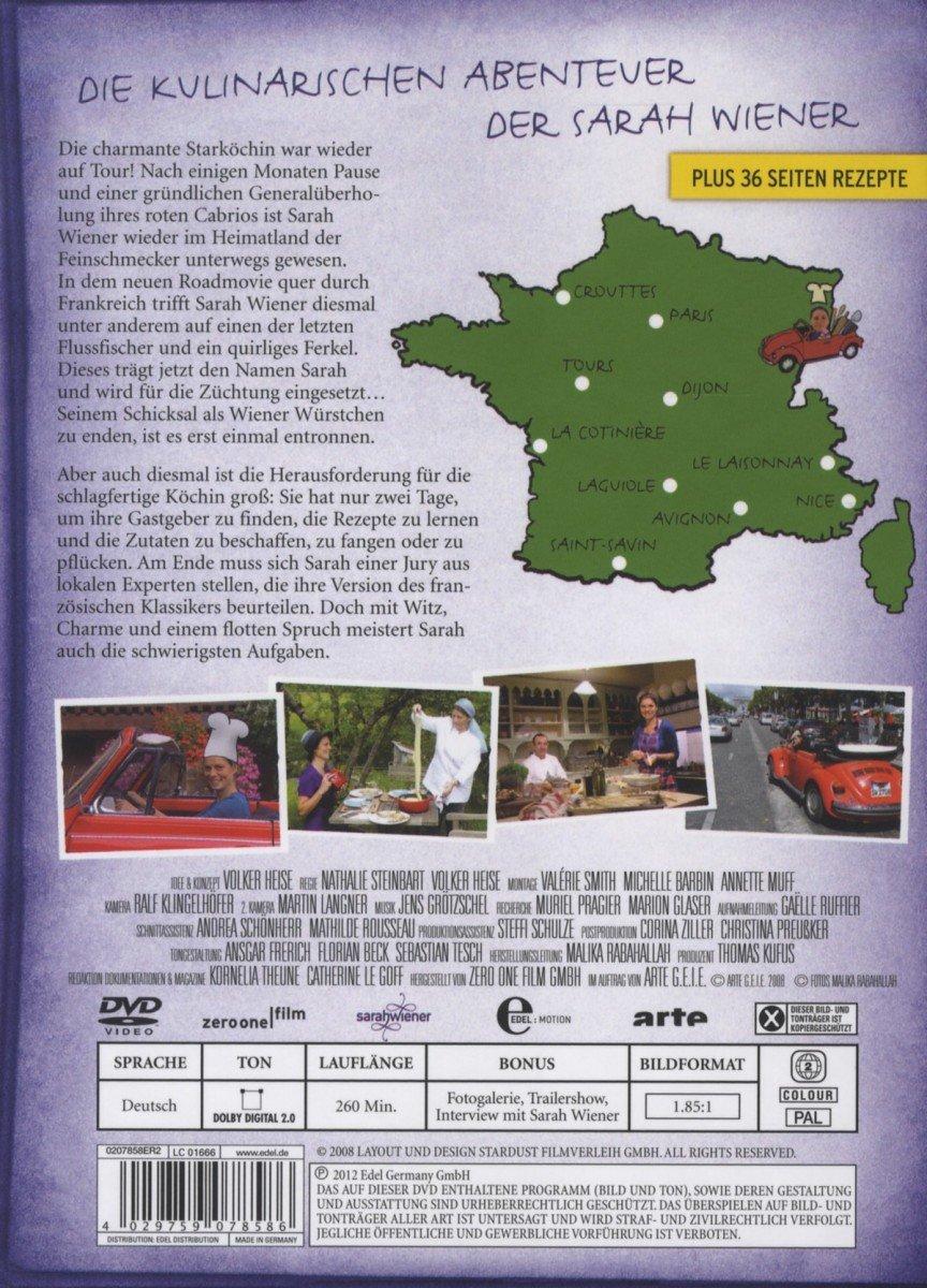 Die Kulinarischen Abenteuer Der Sarah Wiener In Frankreich 2 2