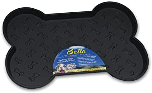 Loving Pets Bella Spill-Proof Pet Mat for Dogs