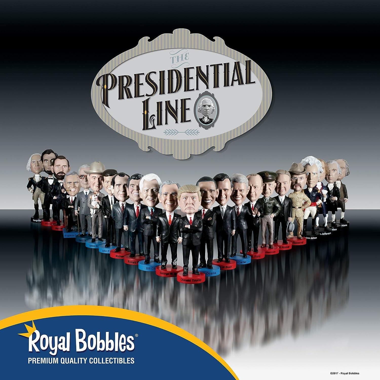 Kennedy V3 Bobblehead Royal Bobbles John F