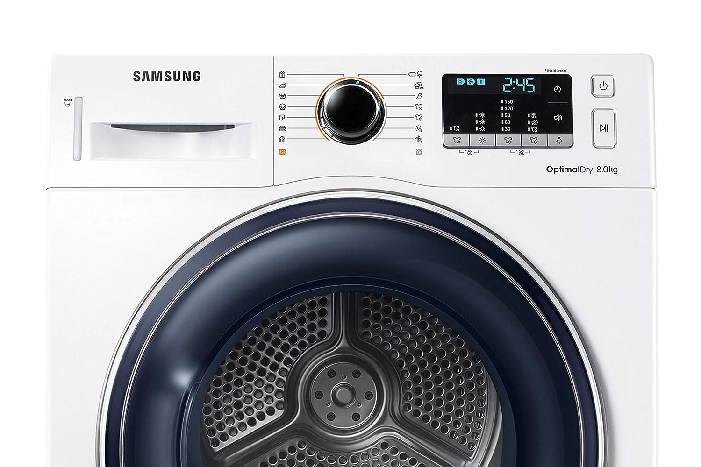 Samsung Secadoras con bomba de calor, 8kg, A++: Amazon.es: Grandes ...