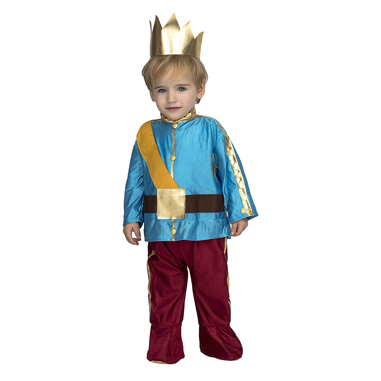 My Other Me Me - Disfraz de Príncipe bebé, talla 7-12 meses ...