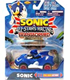 Sonic All Stars Racing Transformed: Sonic the Hedgehog. Pull Back Action by NKOK, Inc
