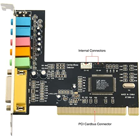 SABRENT SBT-SP6C SOUND CARD DRIVER