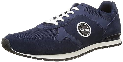 timberland scarpe uomo blu