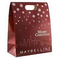 Maybelline New York Adventskalender, mit 24 Beauty Produkten, Tüten und Aufklebern zum Selbstbefüllen und Basteln 2018