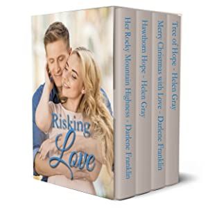 Risking Love (Dynamic Duos Book 7)