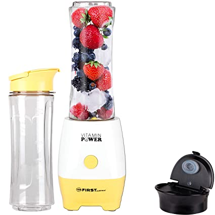 Smoothie Maker | Mix & Go | Licuadora para smoothies | Interruptor ON/OFF |