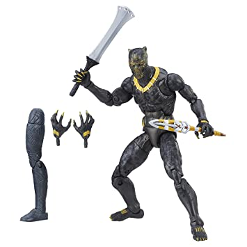 Black Panther E1573eu40 Erik Legends Killmonger15 Figura Cmhasbro trshQCxd