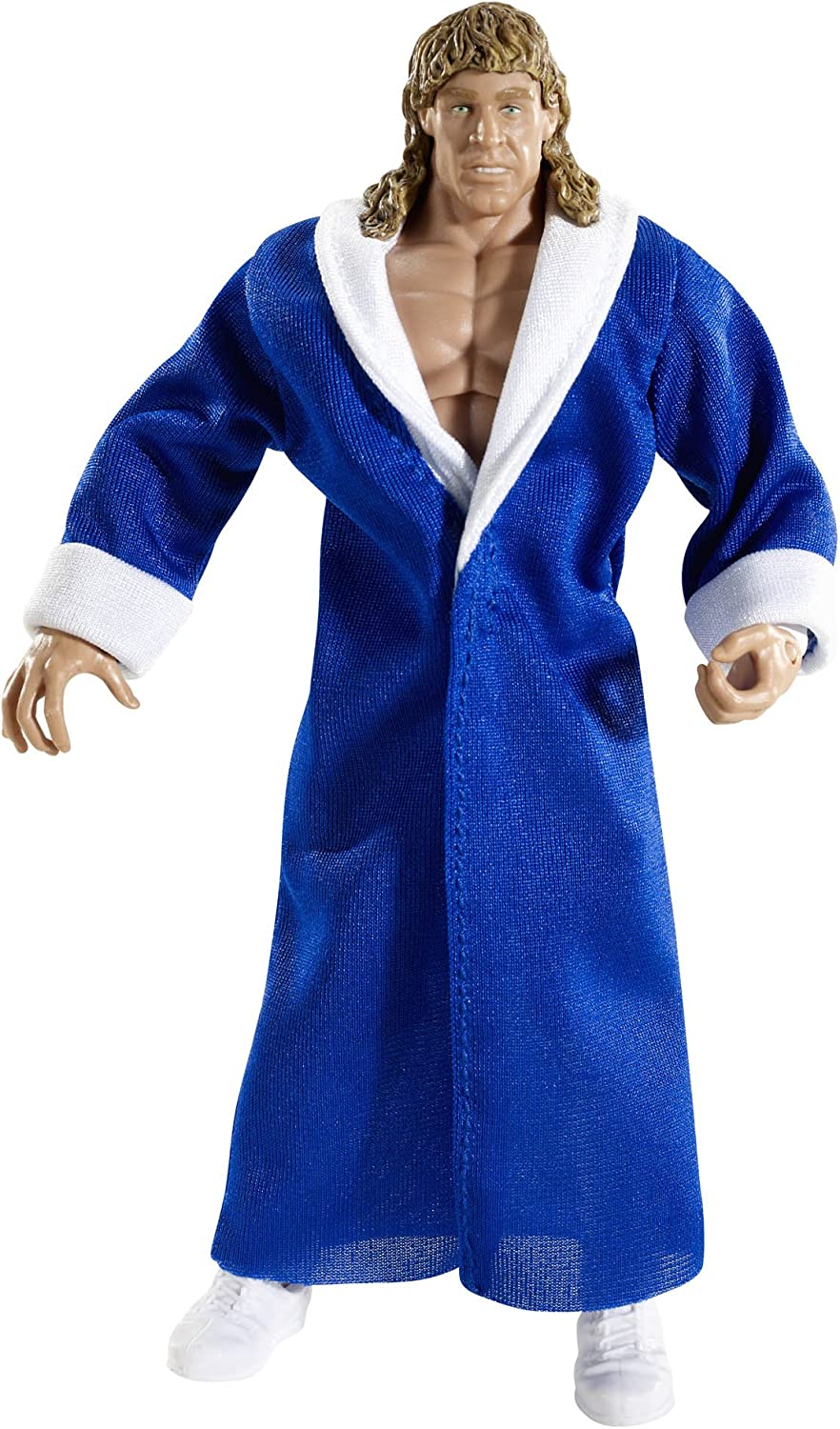 WWE Collector Legends Kerry Von Erich With Blue Robe Figure Series #6