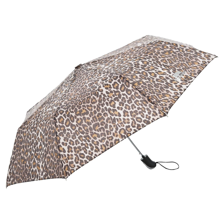 Trespass - Paraguas automático modelo Maggiemay (Talla Única/Leopardo): Amazon.es: Ropa y accesorios
