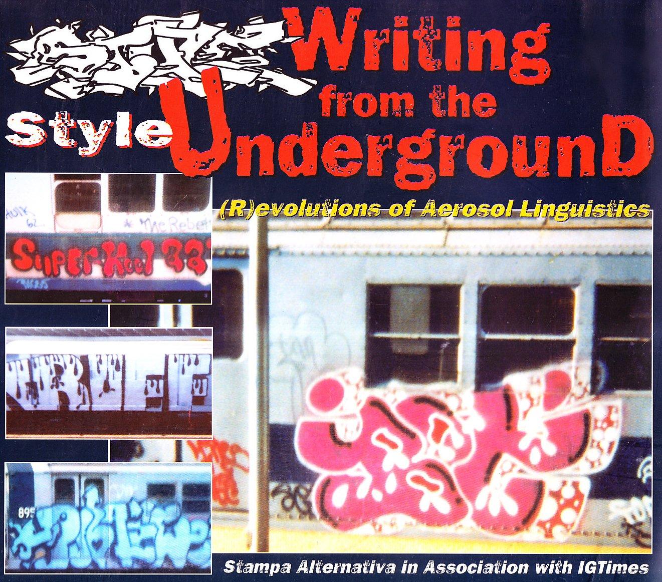 Writing from the underground (Inglese) Copertina flessibile – 1 nov 1996 A. Rossomando F. Magnocavallo Stampa Alternativa 8872263182